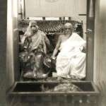 Mother and Aurobindo - darshan